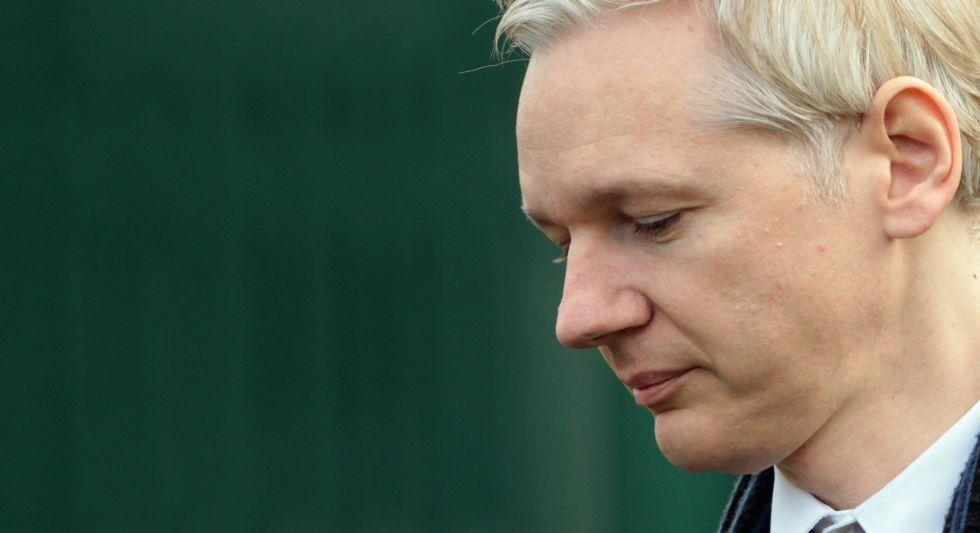 Julian Assange (Getty)