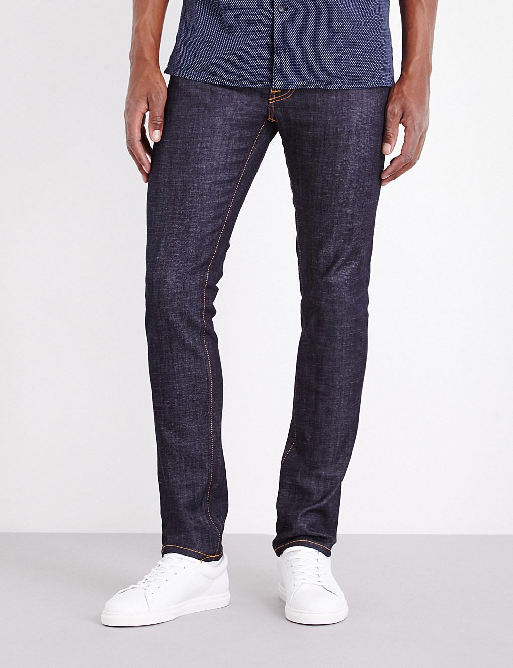 Nudie jeans selfridges