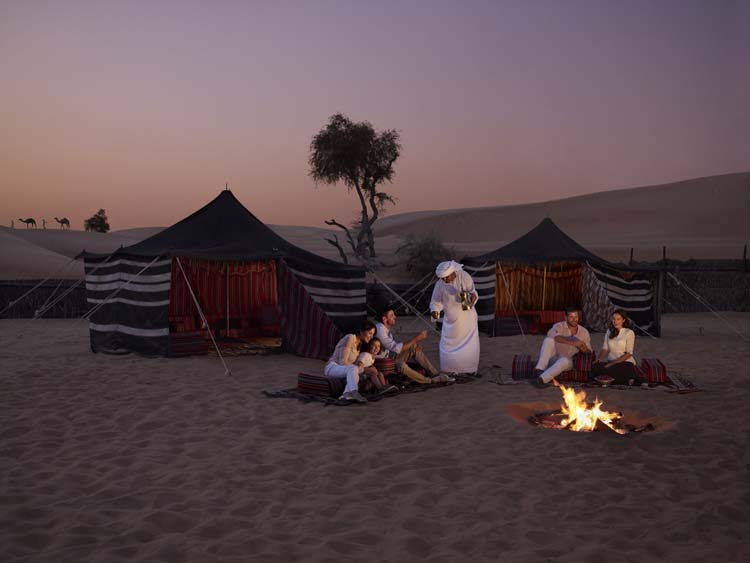 The 10 Best Desert Resorts In The Arabian Gulf Esquire Middle East