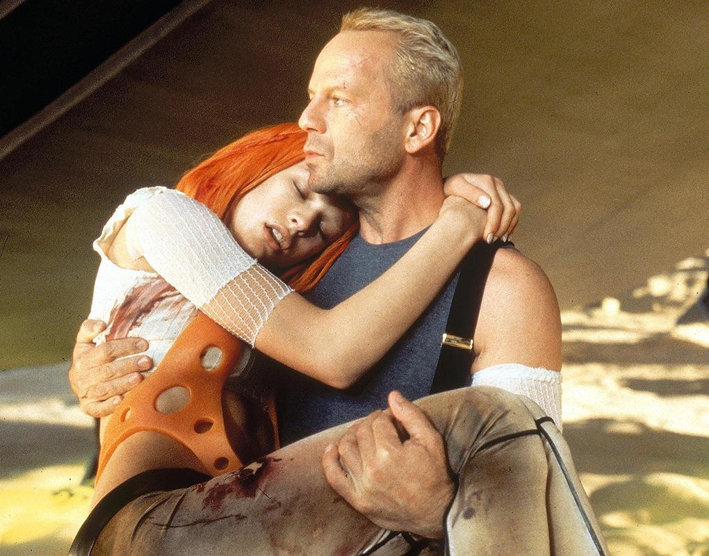 Luc Besson Fifth Element