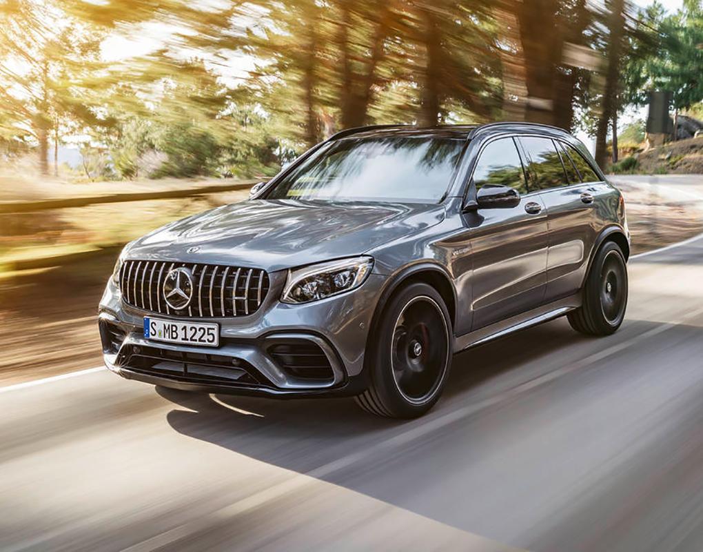 Mercedes-AMG-GLC-63