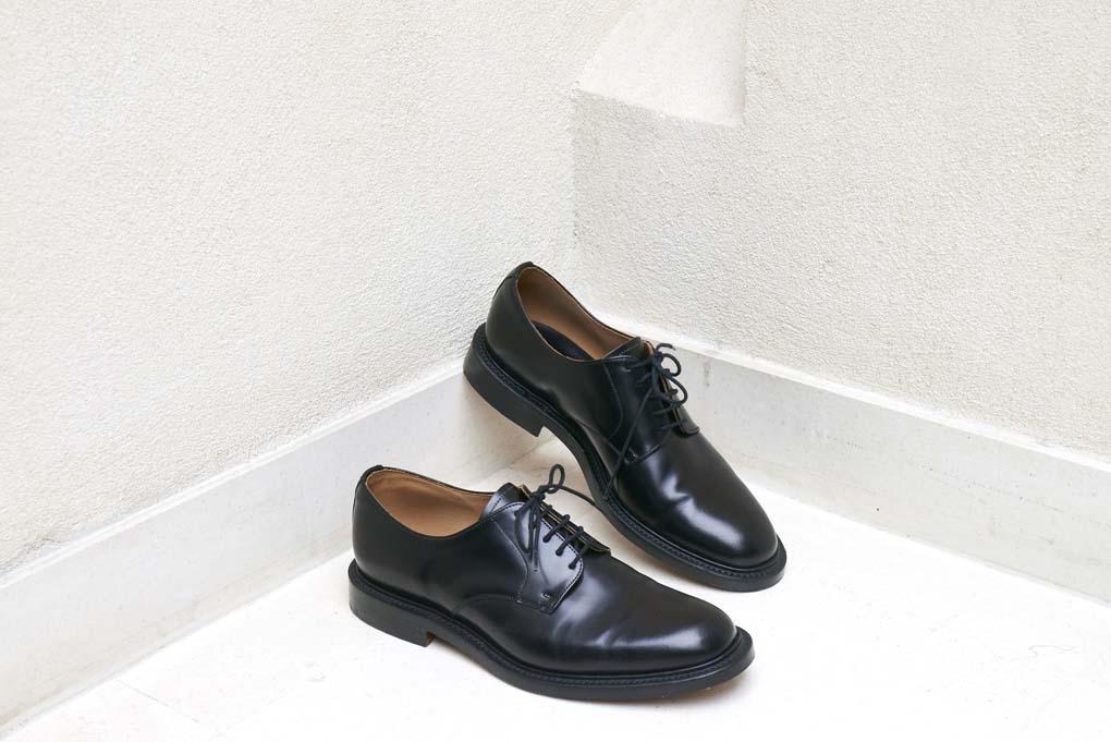 Sandro Derby Shoe