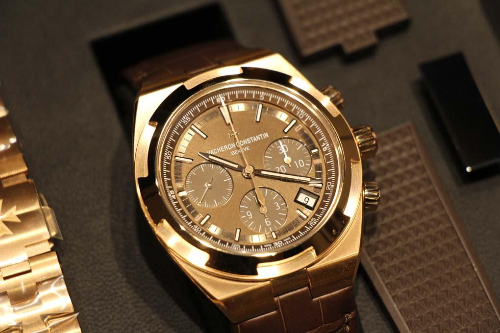 Vacheron Constantin Overseas 3 Middle East
