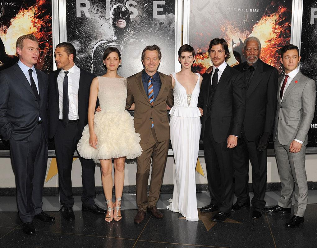 Christopher Nolan and Batman