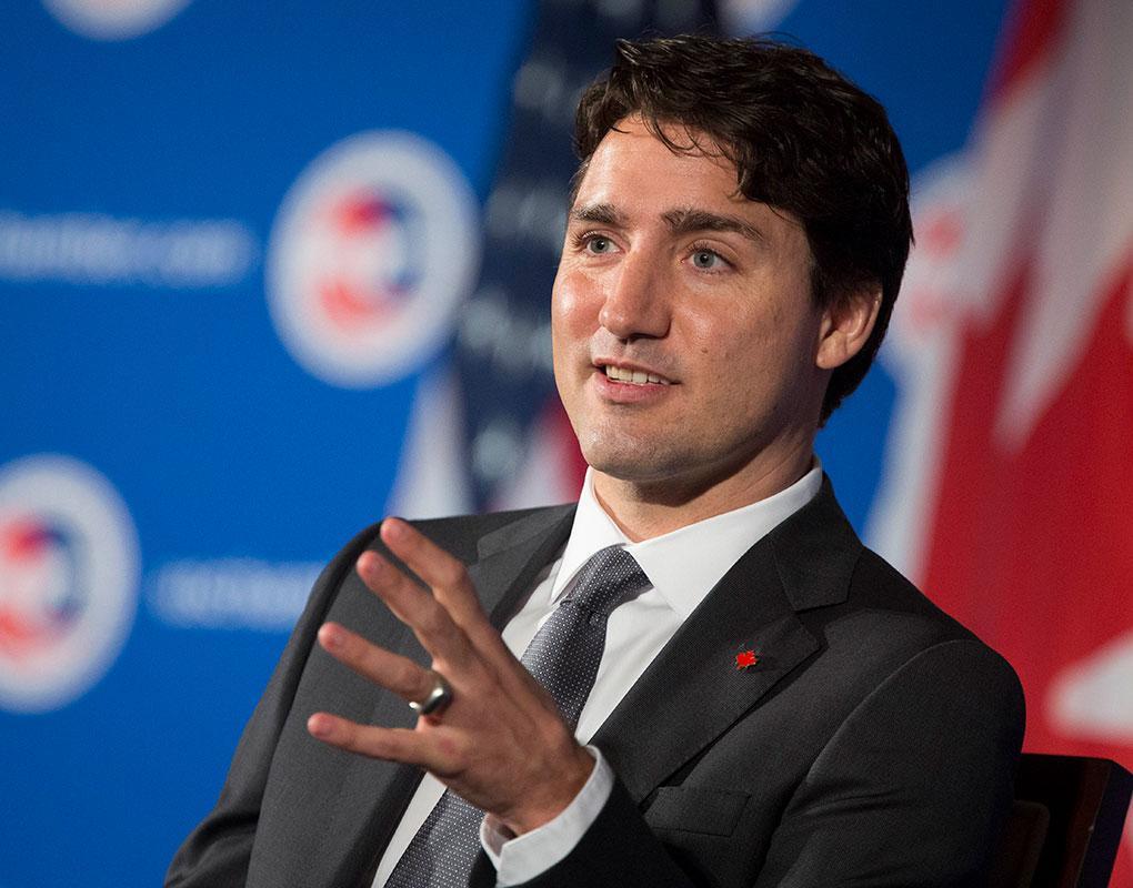 Justin Trudeau Style