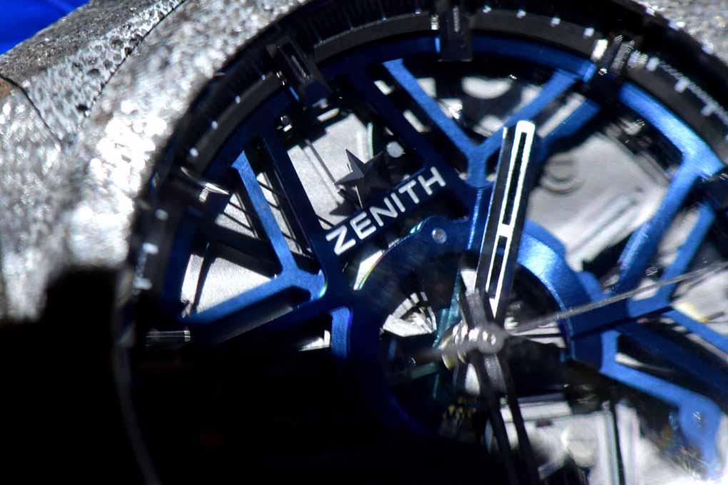 Zenith Defy Lab
