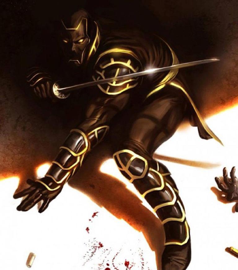 Ronin Avengers Infinity War