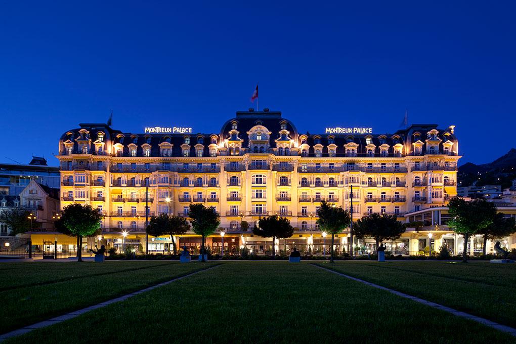 Fairmont Montreux