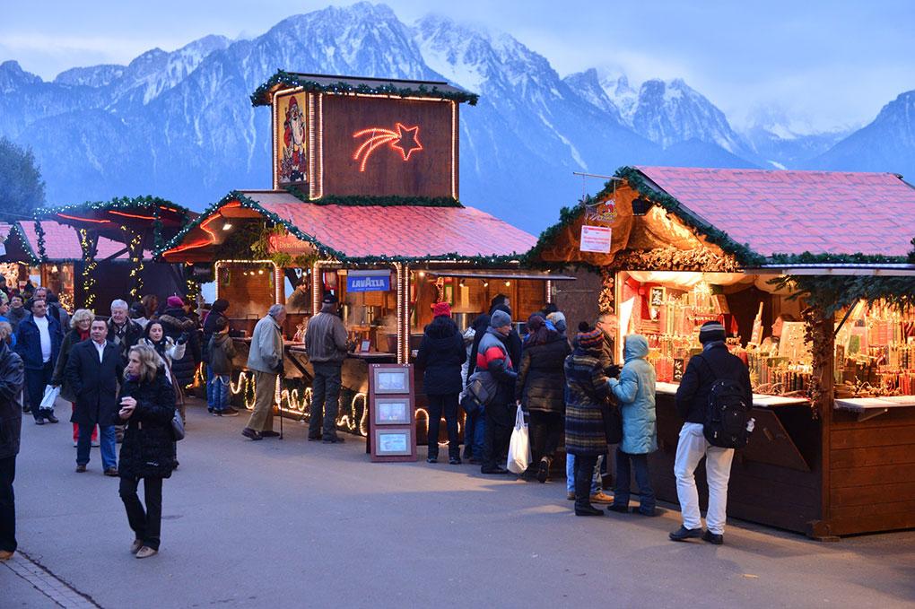Montreaux Christmas Market