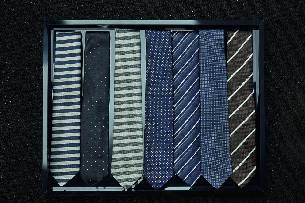 Hugo Boss ties