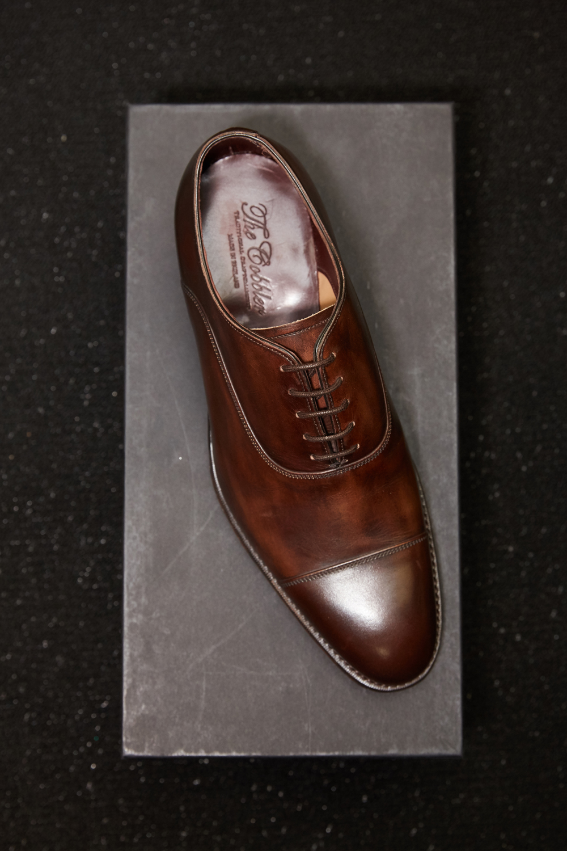 the Cobbler prestige leather shoes