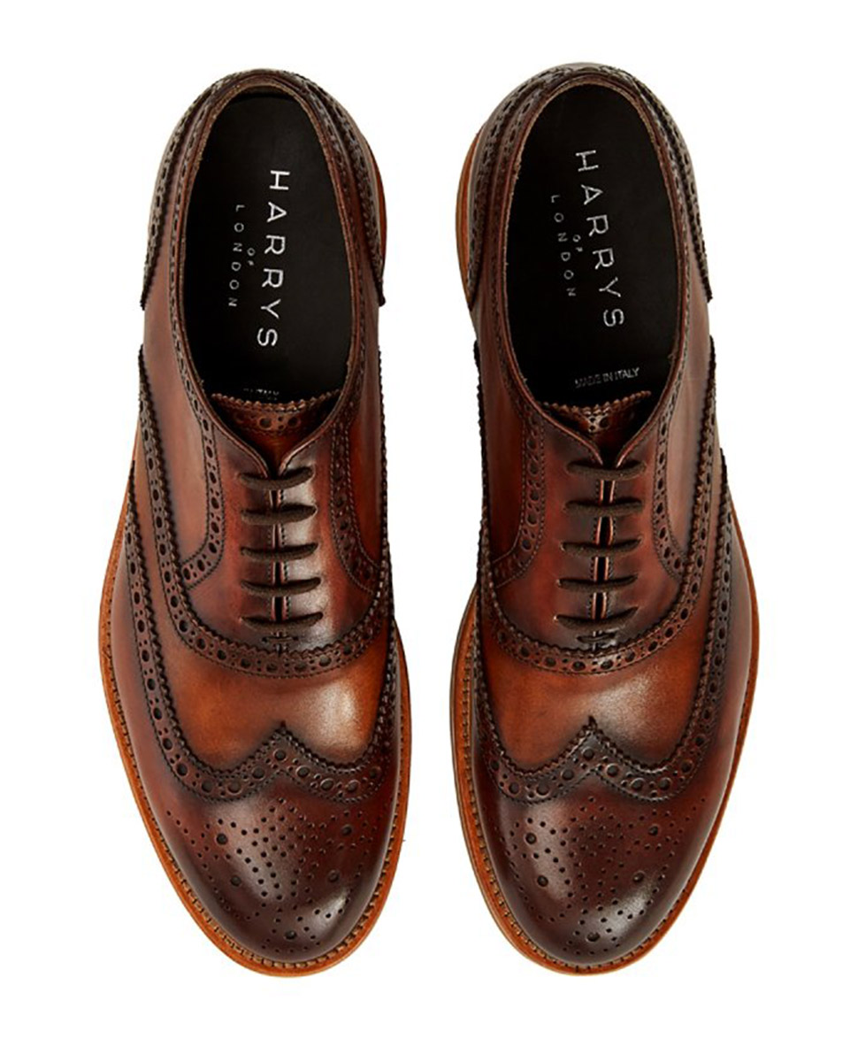 Oxford vs Brogues: what's the
