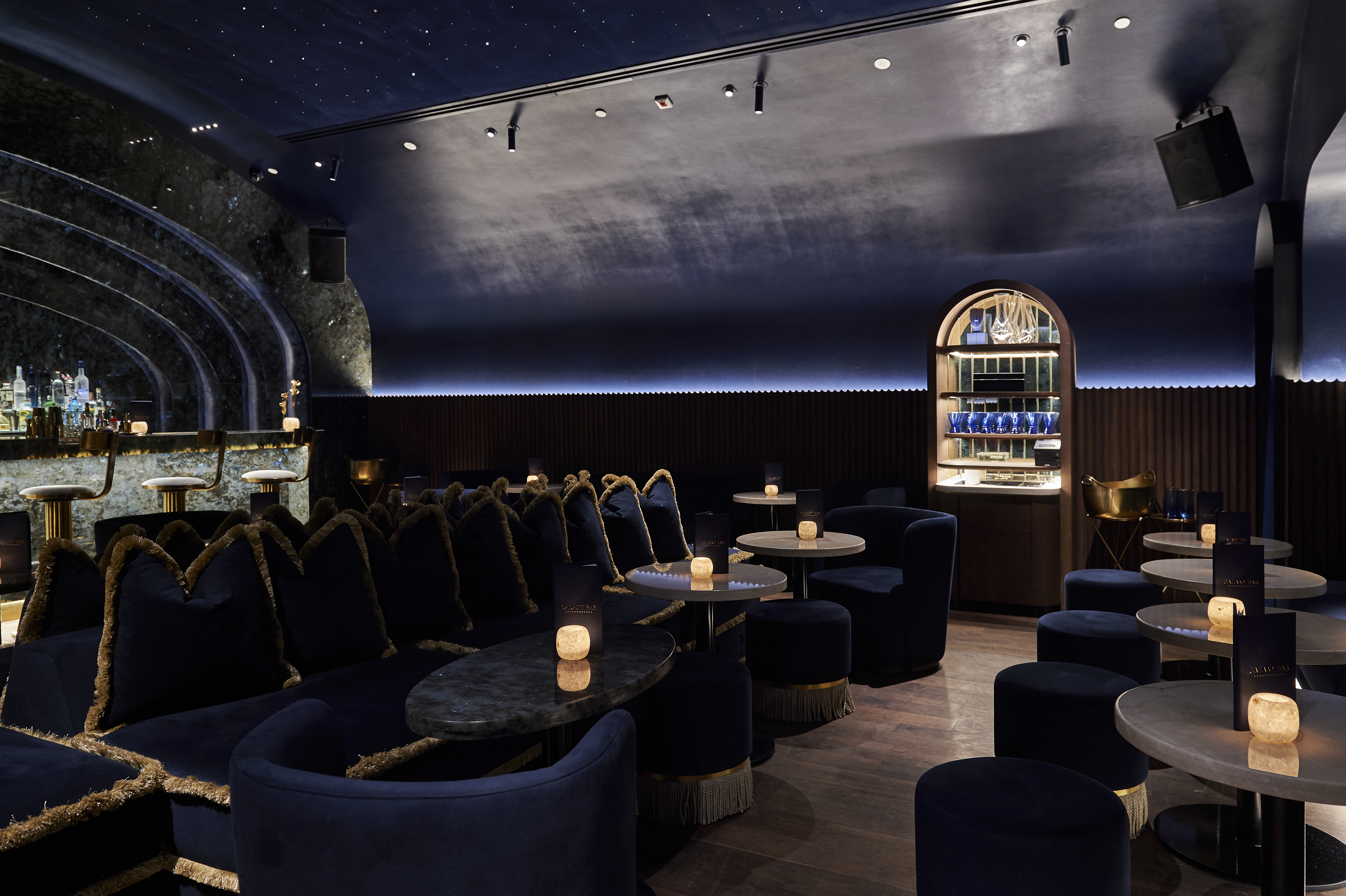Inside Dubai S New Exclusive Lounge In Difc Esquire Middle East