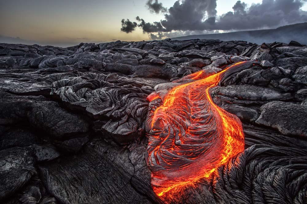 Hike Volcanoes Hawaii