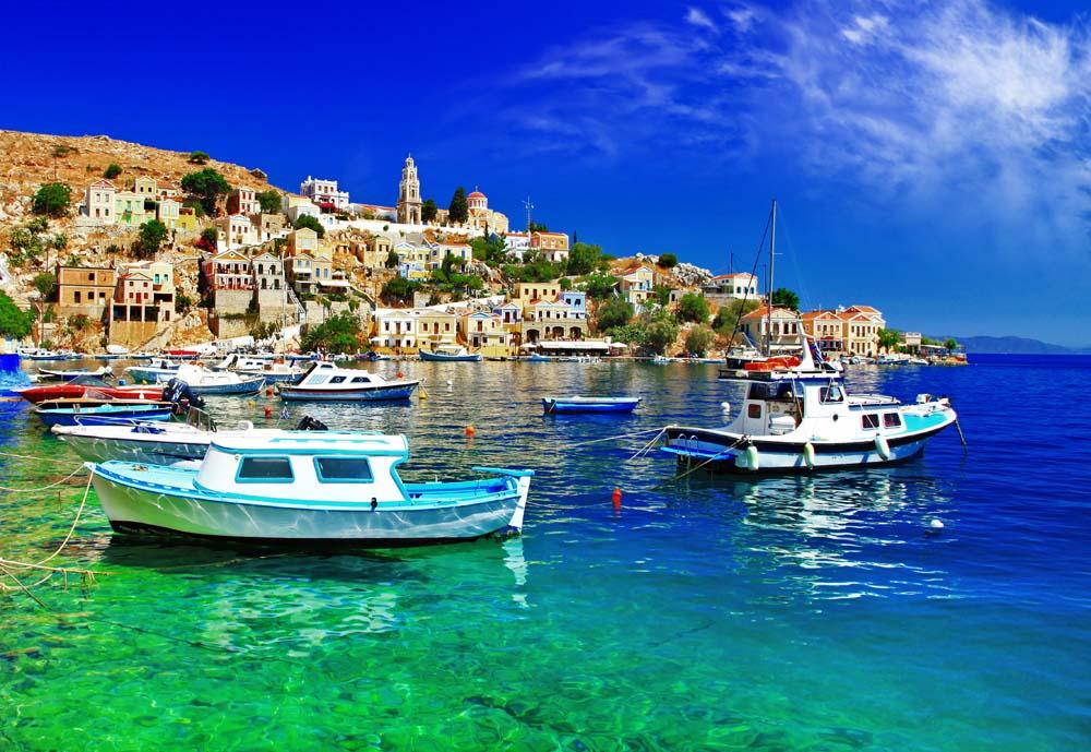Island Hopping the Mediterranean