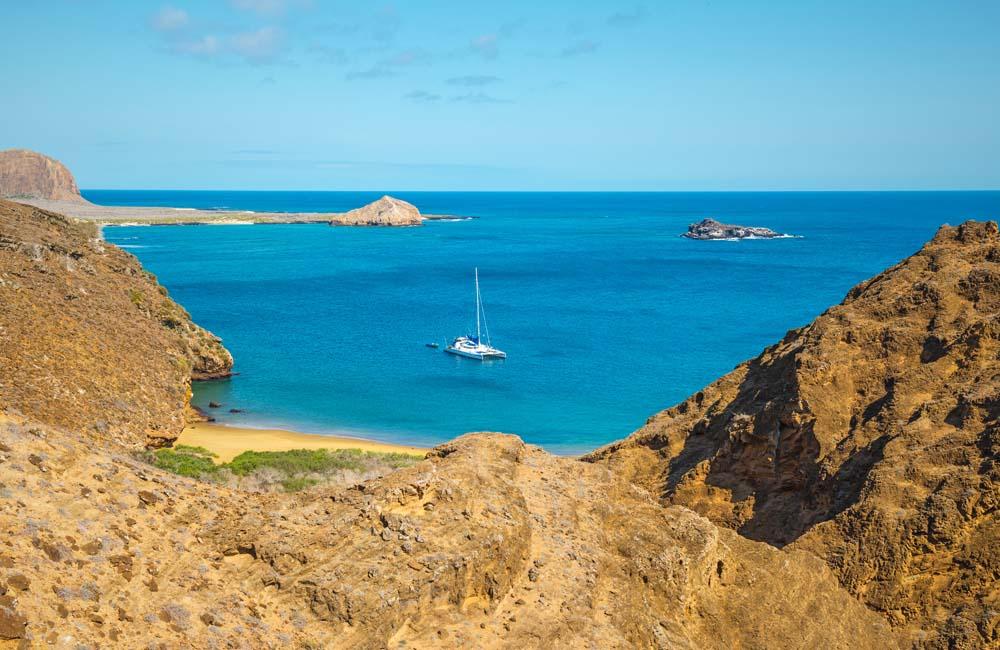 Sail around the Galapagos Islands Ecuador