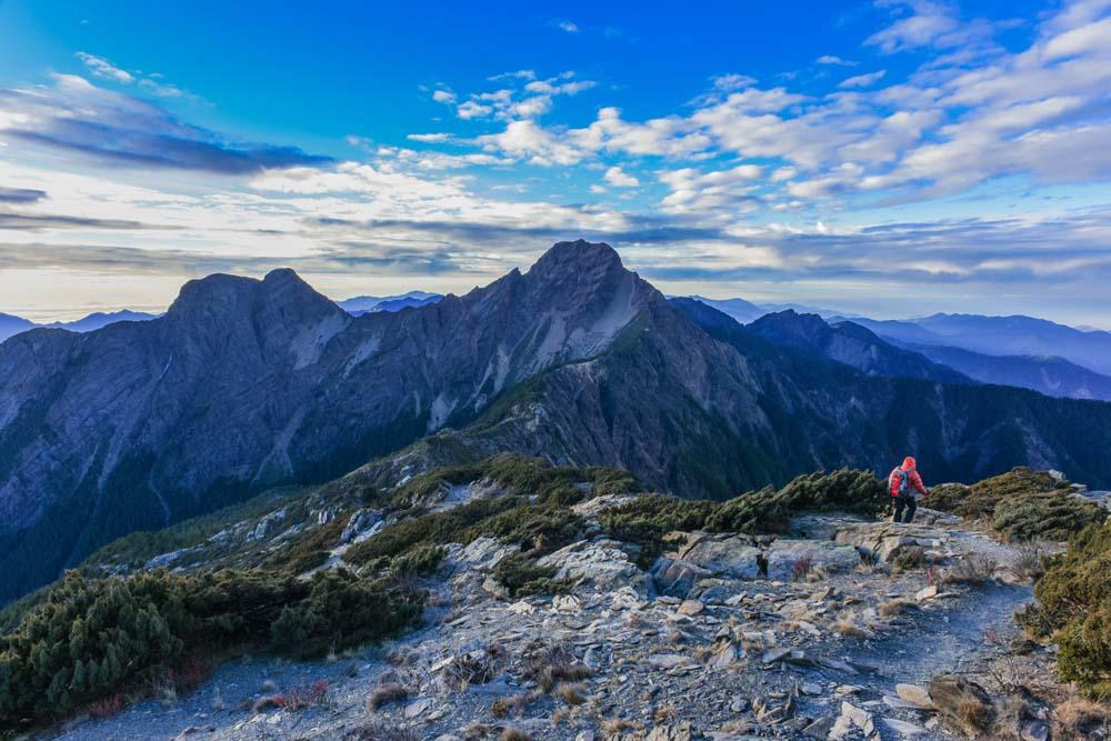 Scale the Jade Mountain Taiwan