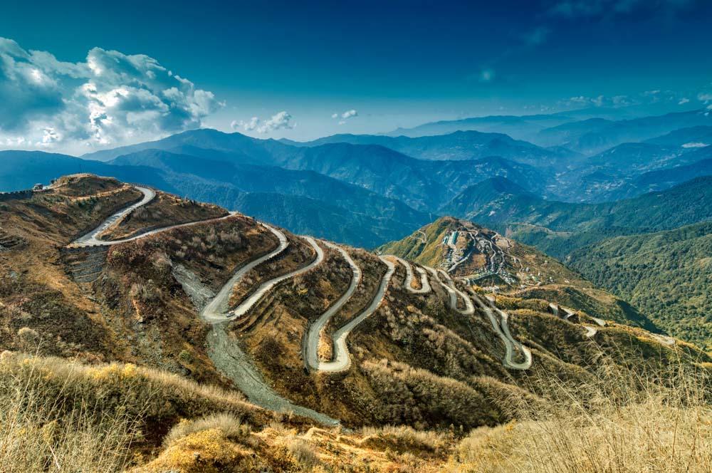 Travel along the Silk Road China