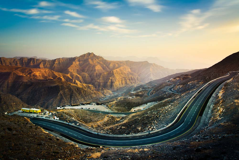 World's longest zip line RAK, UAE