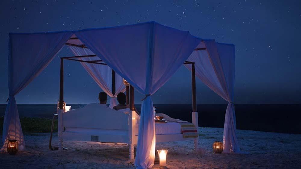 Doze under the stars Mozambique