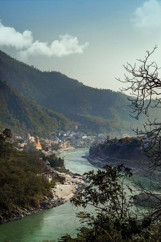 See the Ganges River India