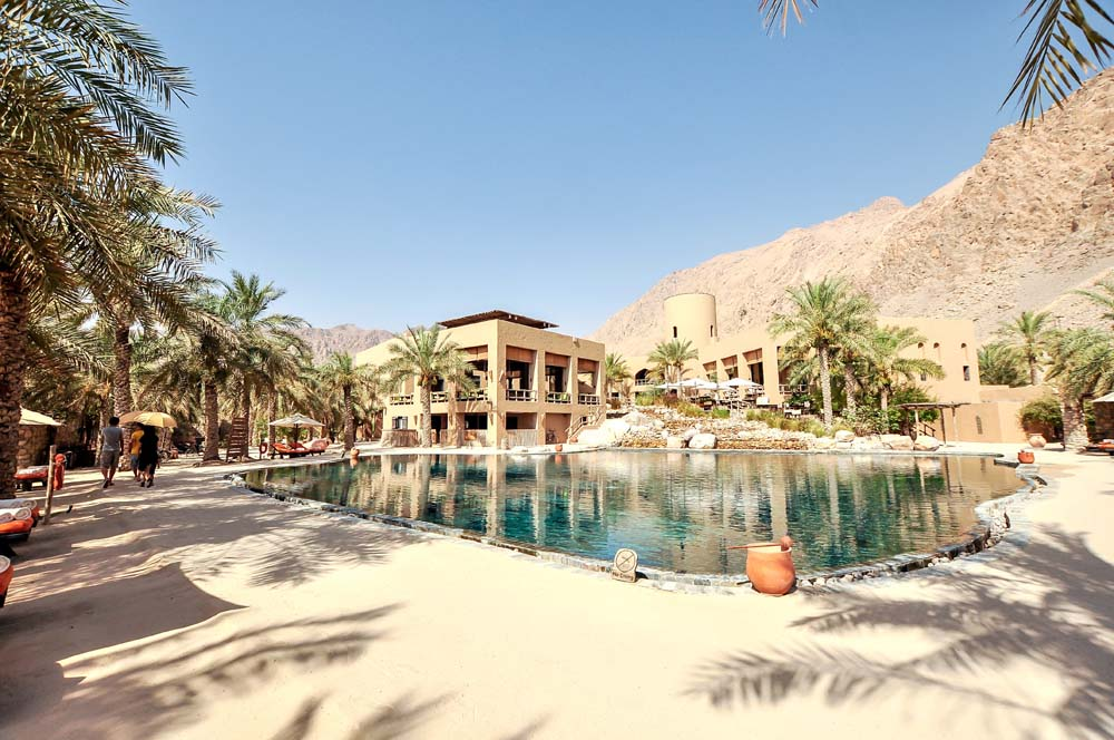Tantalize your senses Oman