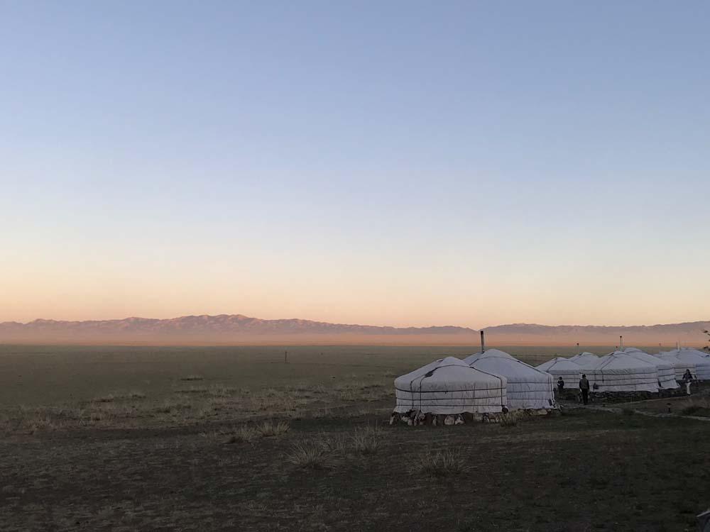 Travel like a nomad Mongolia