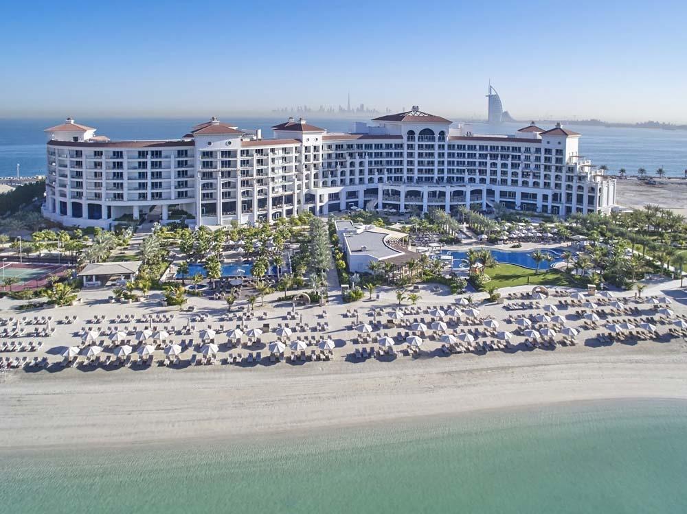 Wake-up on The Palm UAE