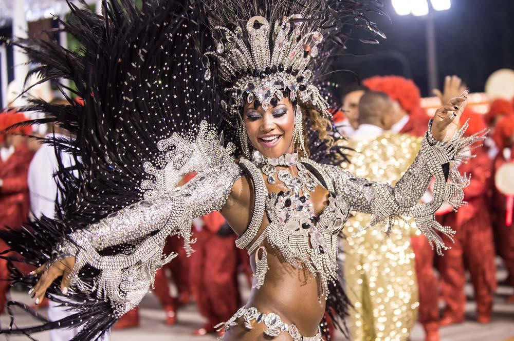 Dance at Carnival Brazil