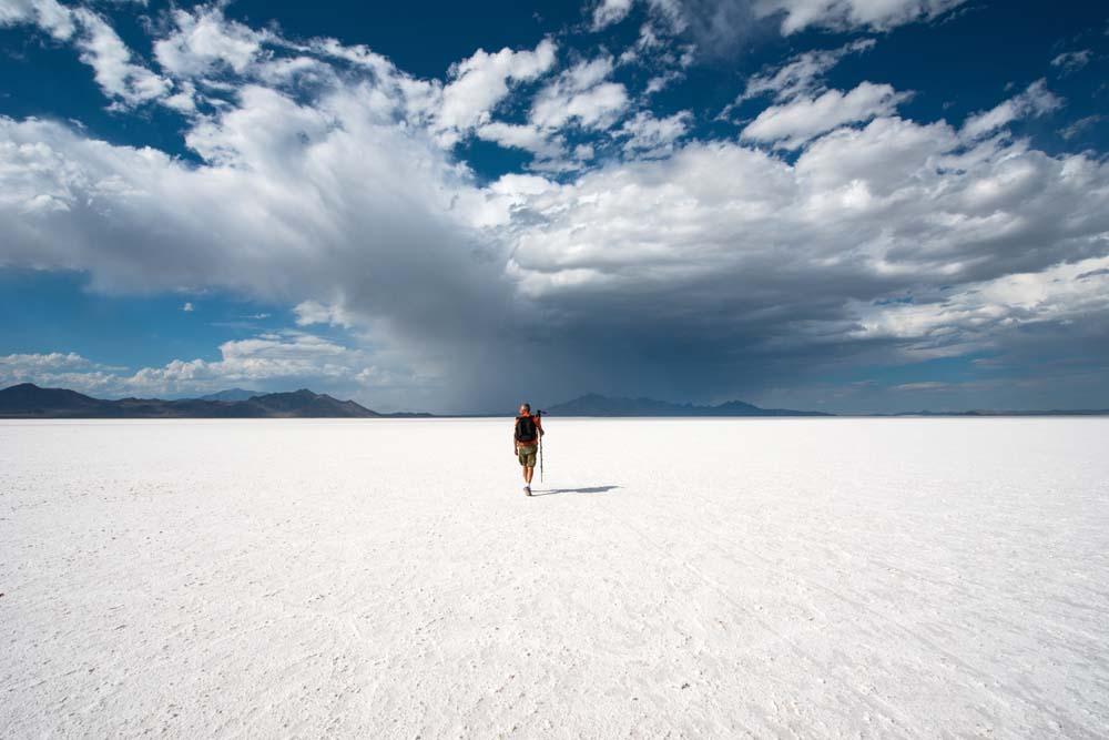 Photograph the Salt Flats Bolivia