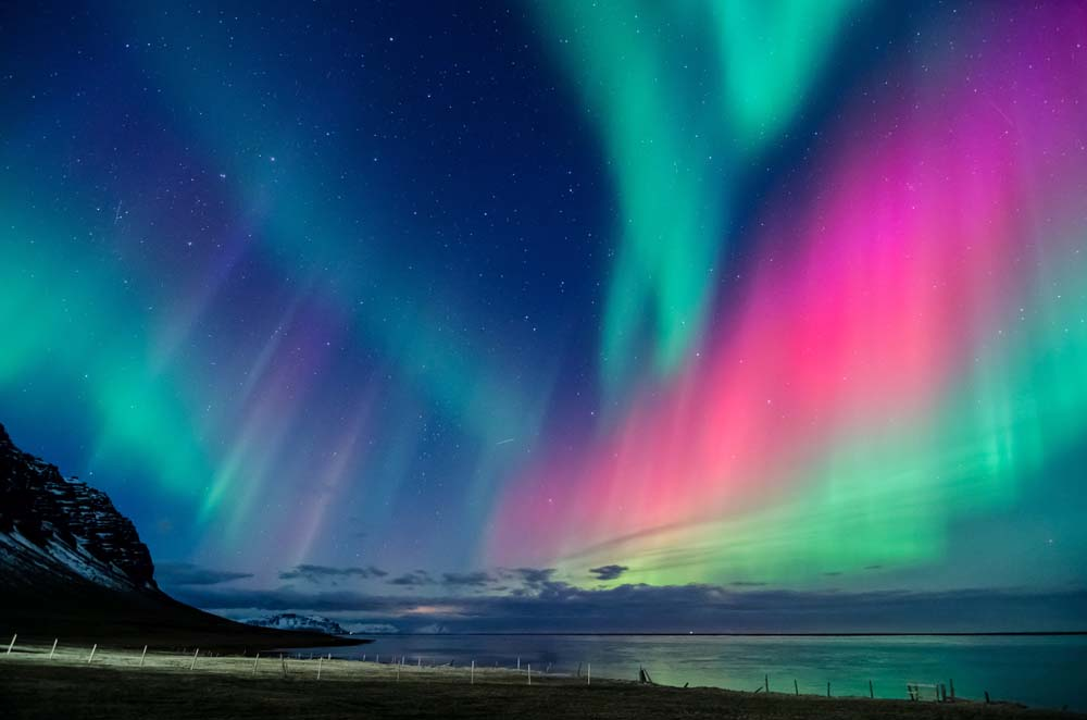See the Northern Lights Iceland
