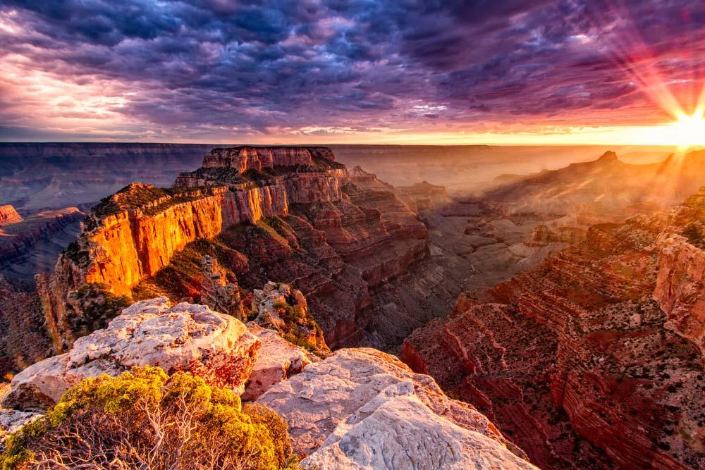 the Grand Canyon Arizona, United States