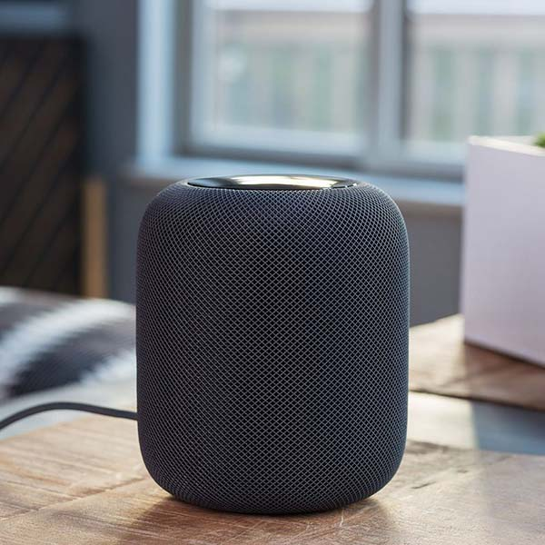 Apple Homepod alternative to hey siri