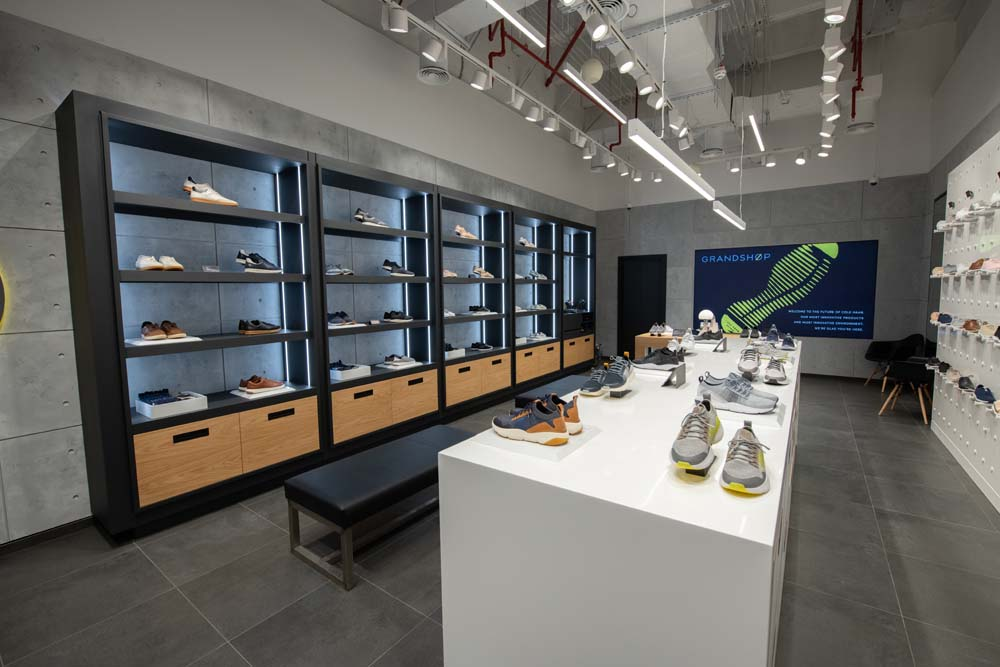 Cole Haan GRANDSHØP concepts in Dubai and Abu Dhabi