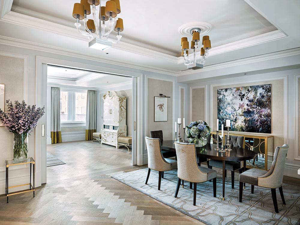 The Langham London Sterling Suite