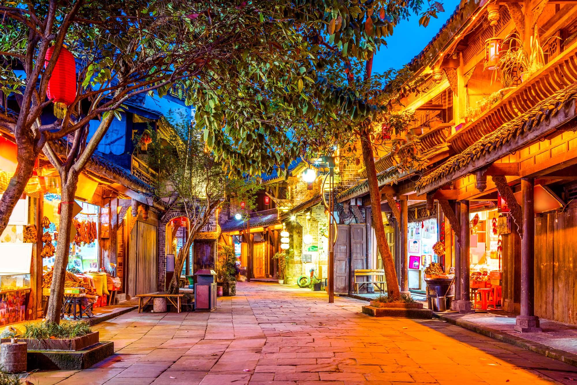 Chengdu, China eid summer travel destination ideas
