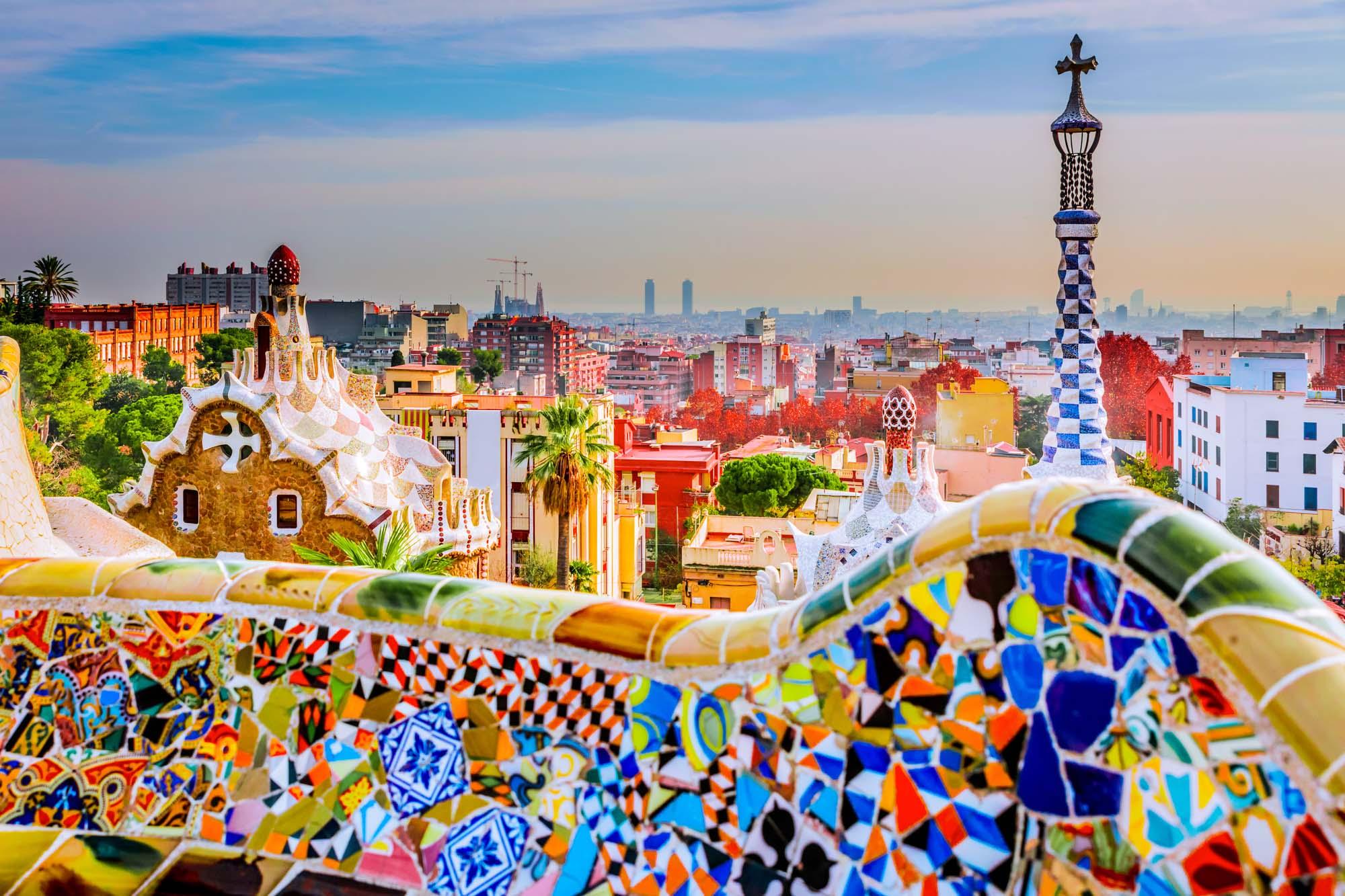 Barcelona, Spain eid summer travel destination ideas