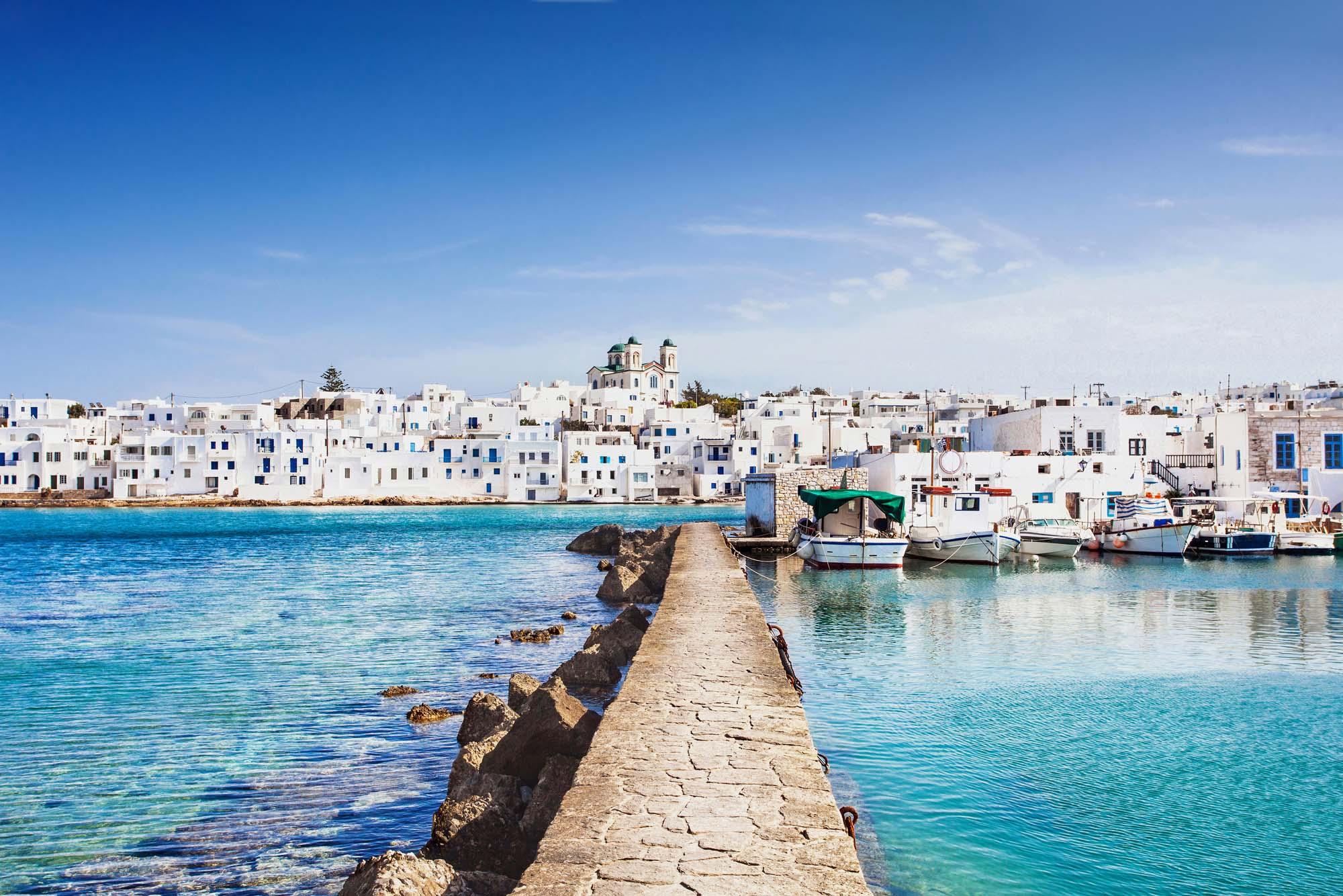 Paros Greece eid summer travel destinations
