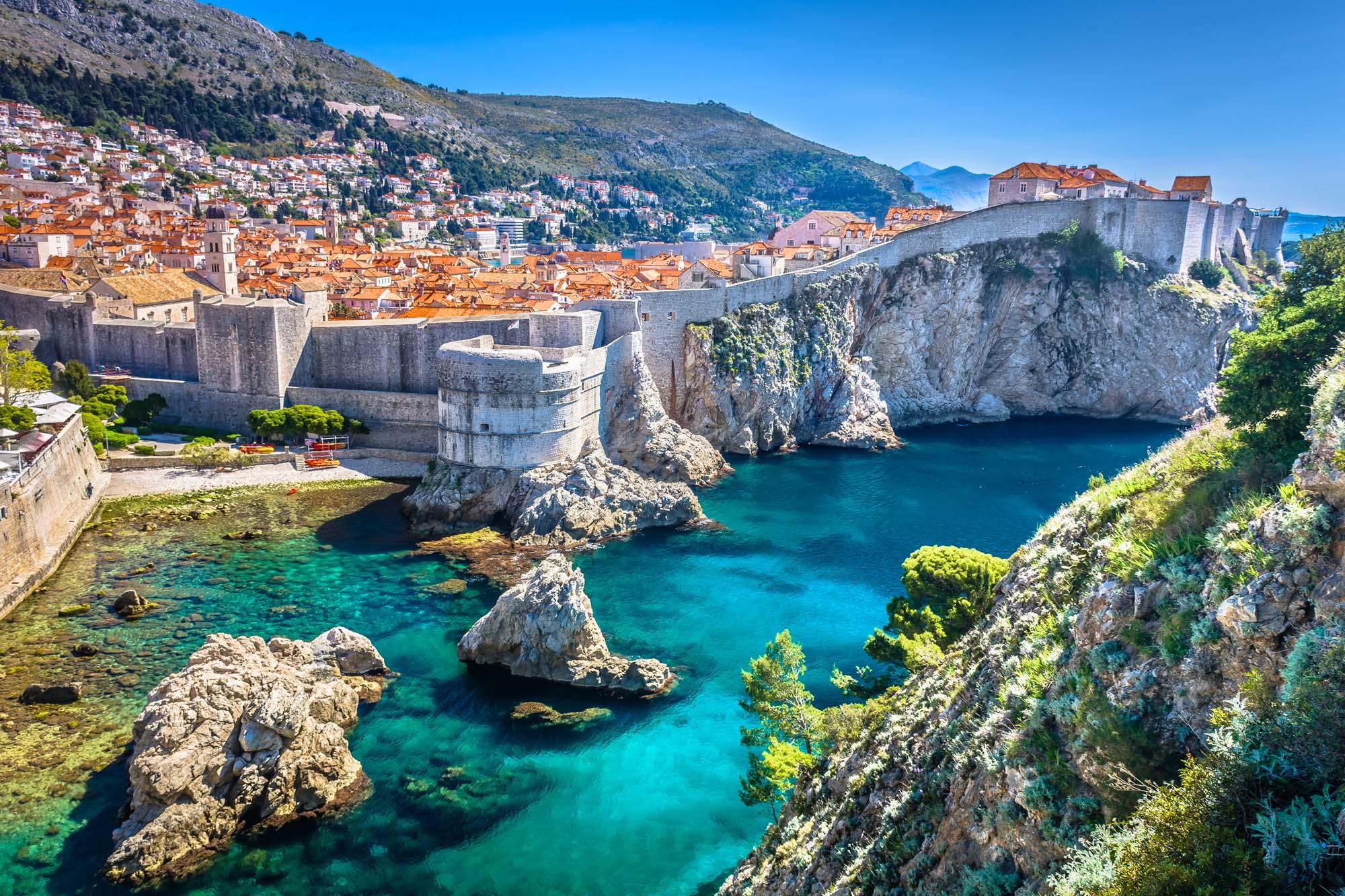 Dubrovnik, Croatia eid summer travel destination ideas