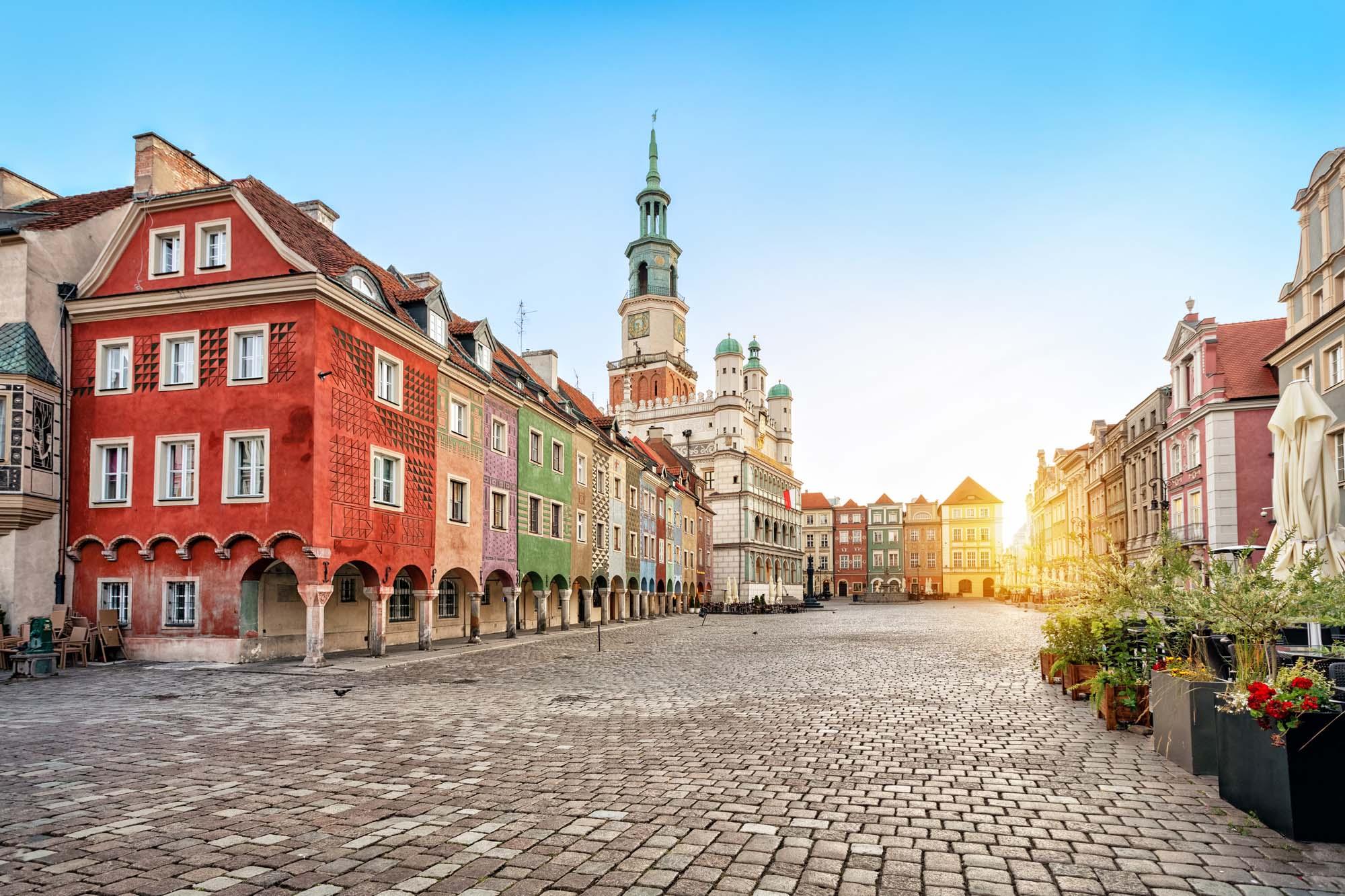 Poznan, Poland eid summer travel destination ideas