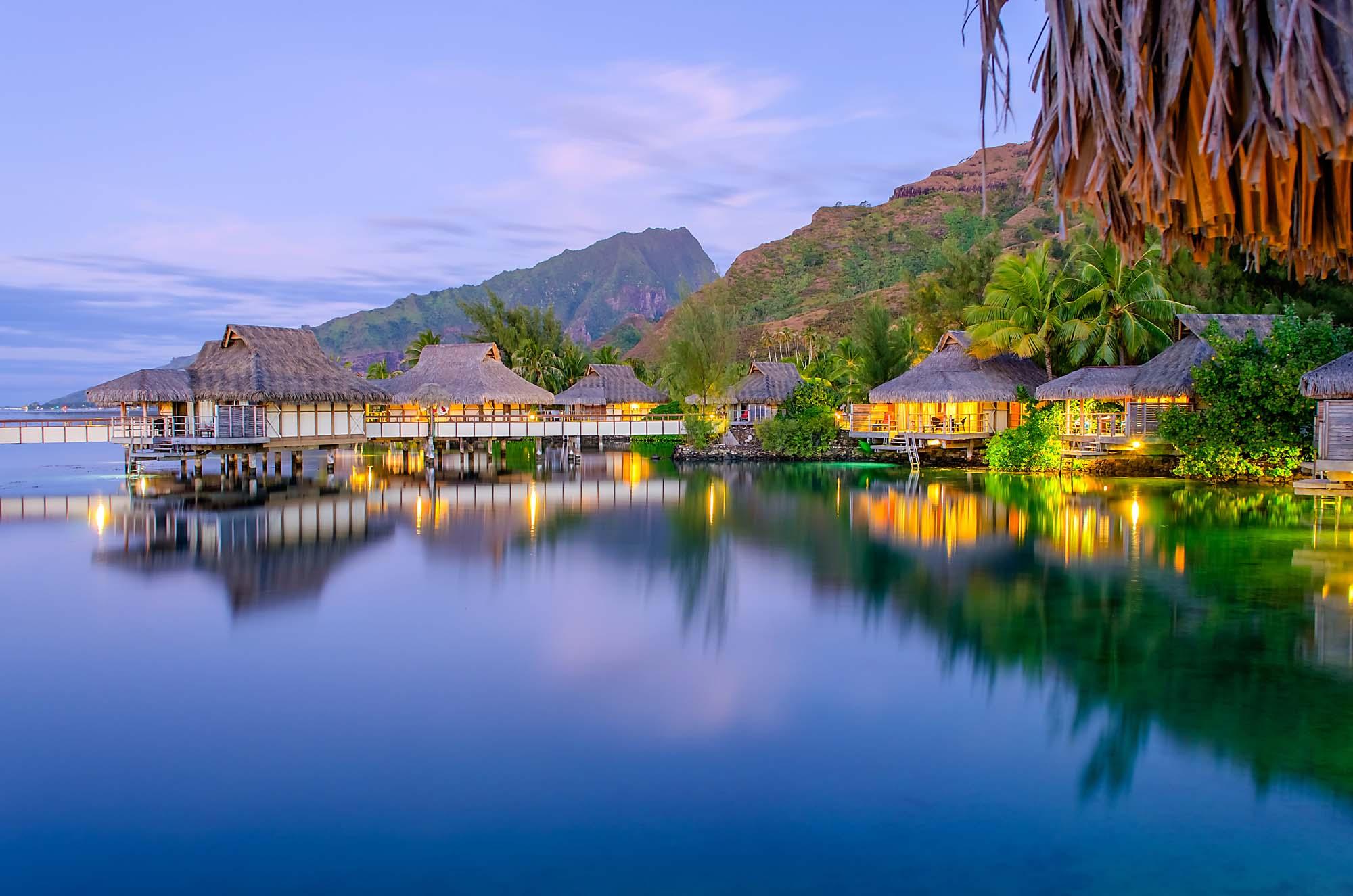 Tahiti, French Polynesia eid summer travel destination ideas