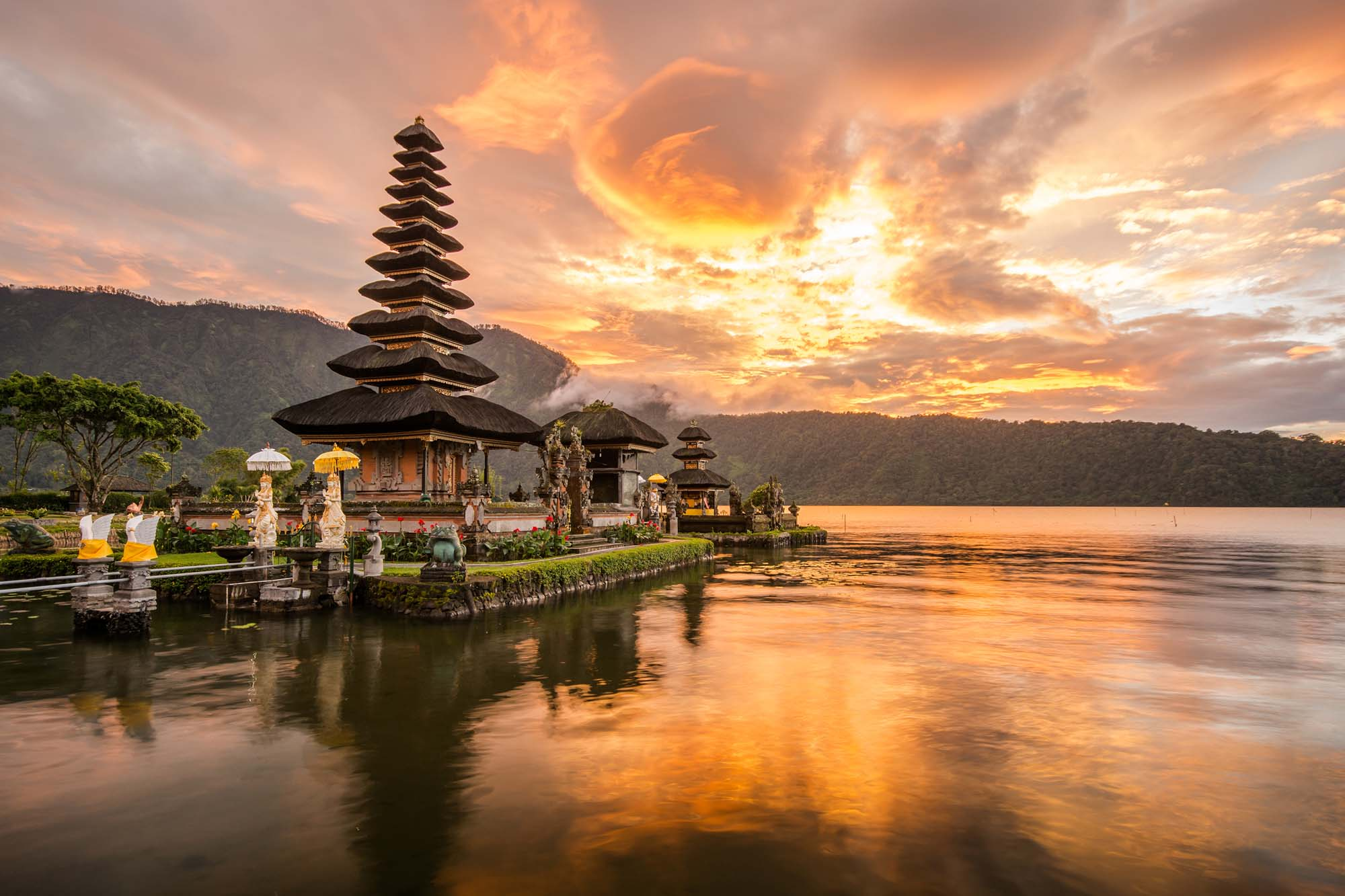 Bali eid summer travel destinations