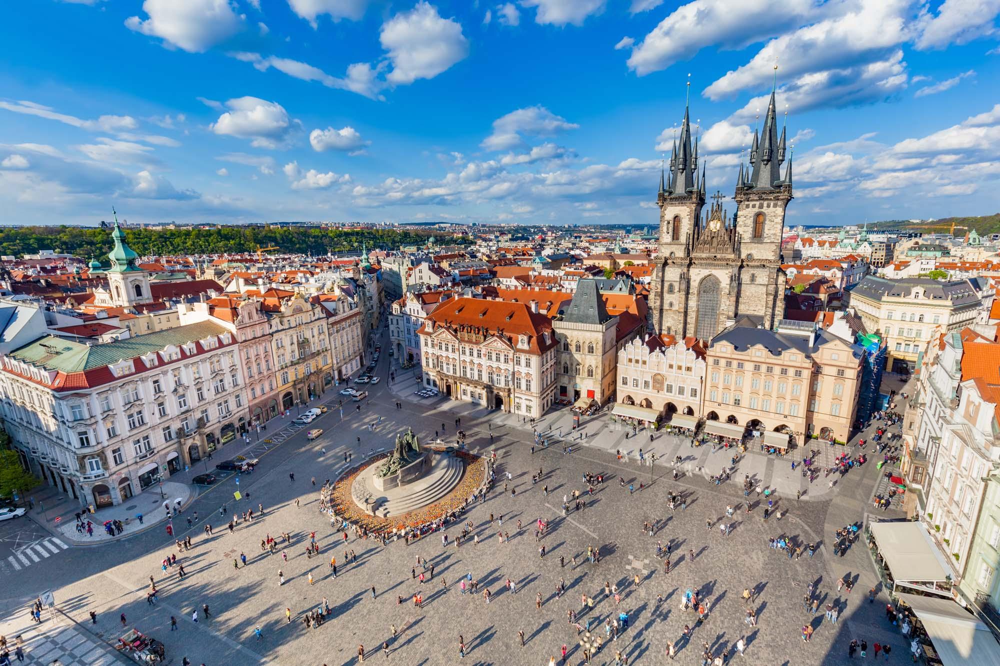 Prague, Czech Republic eid summer travel destination ideas