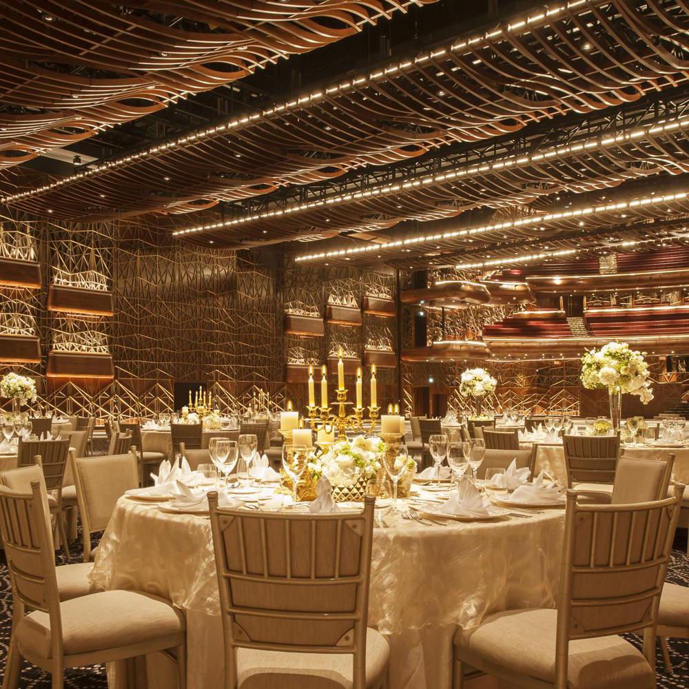 Dubai Opera Ramadan Iftar 2019