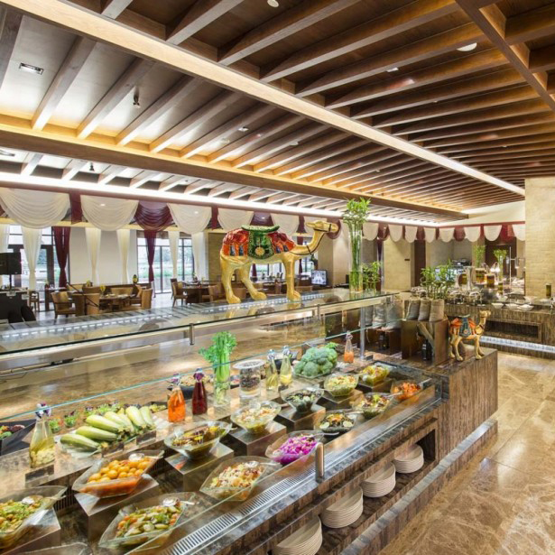 Manava Restaurant Sofitel Dubai Iftar Ramadan 2019