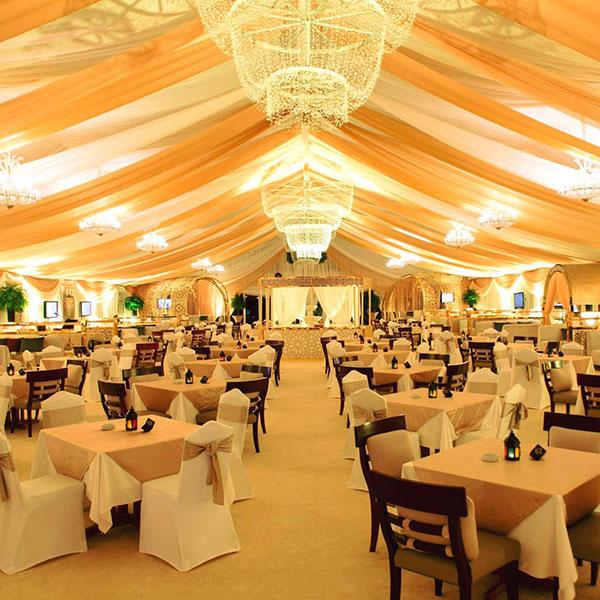 Grand Hyatt Laylati Tent iftar ramadan