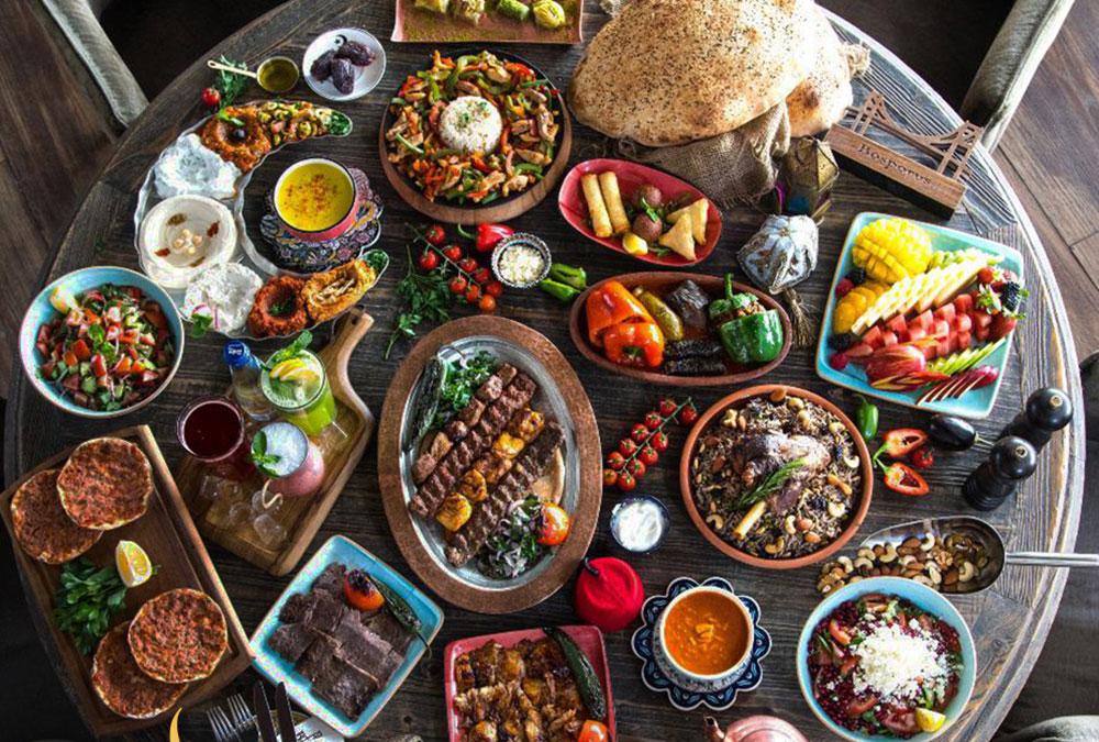Dana Ramadan Iftar Tent CityWalk