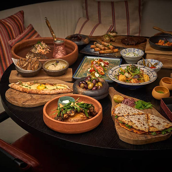 Ruya dubai Iftar Menu deal offer