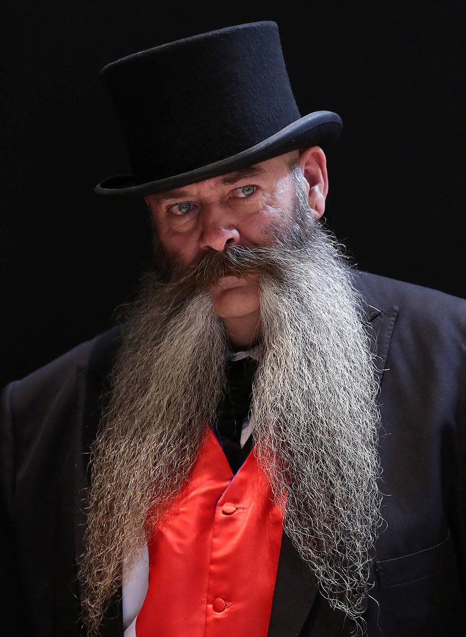 world beard and moustache championships