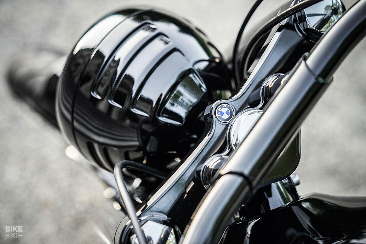 BMW R18 Concept Motorbike